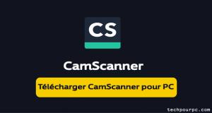 CamScanner pour PC et Mac