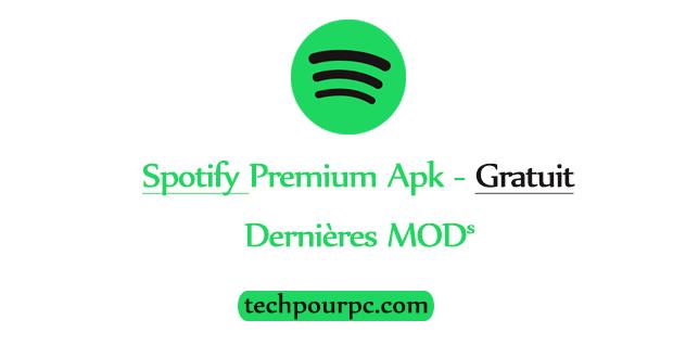 Télécharger Spotify Premium Apk