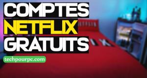 Comptes Netflix gratuits 2018