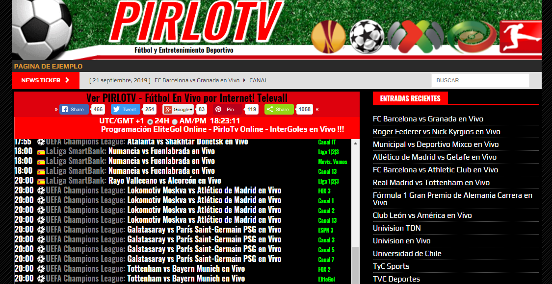 Site streaming sport gratuit