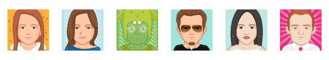 création d'avatar