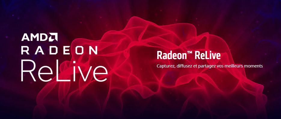 AMD Radeon Relive