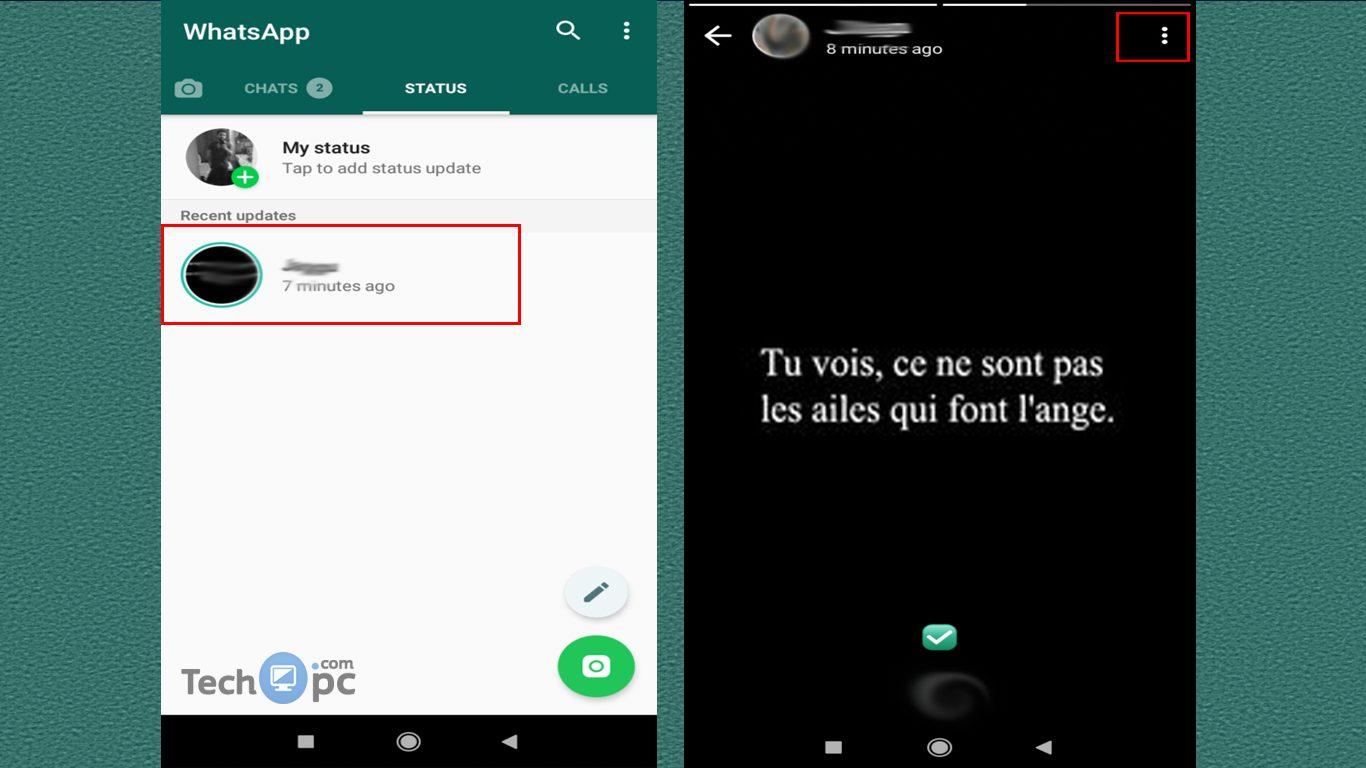 GBwhatsapp - Télécharger status whatsapp