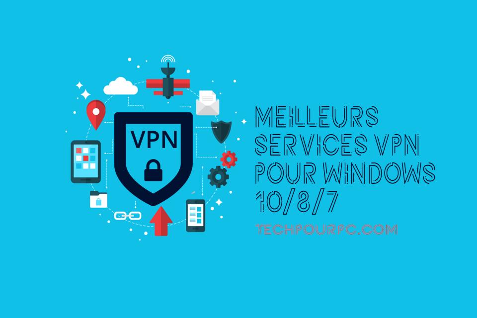 Meilleurs service vpn pour windows 10