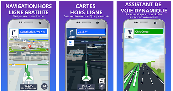 4. Cartes et navigation hors ligne (Android)