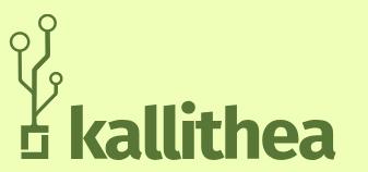 Meilleur service Git, Kallithea
