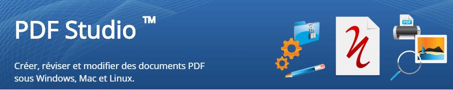 PDF Studio 2019, Logiciel pour éditer et modifier PDF