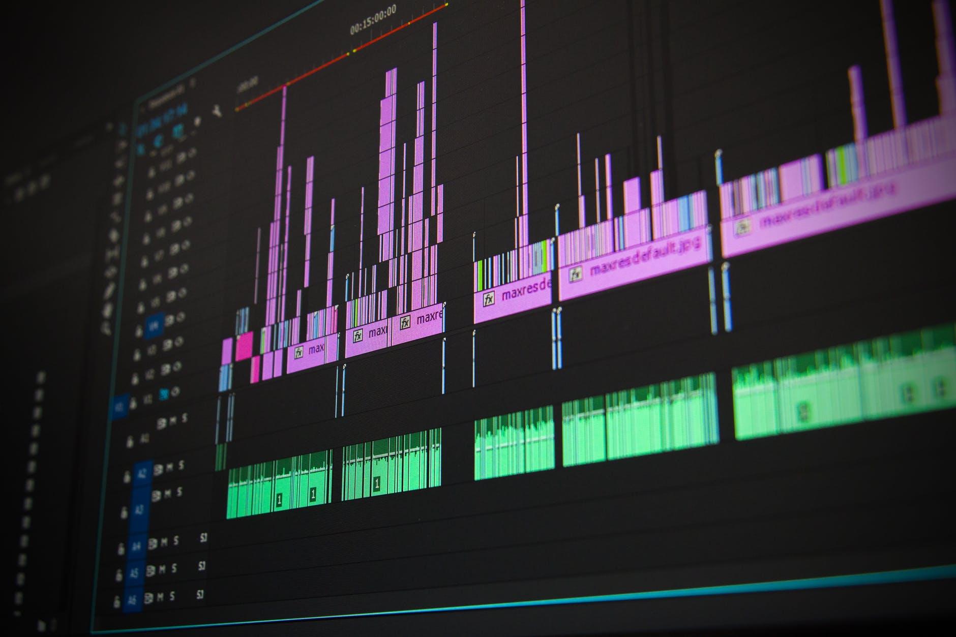 logiciels de montage video