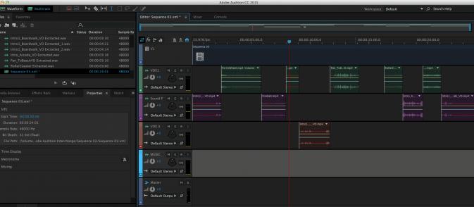 Adobe Audition, Logiciel De production musical