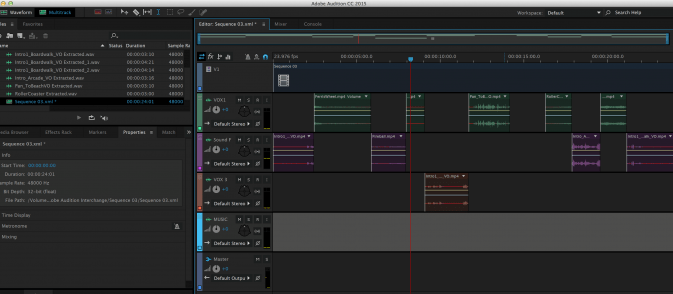 Adobe Audition, Logiciel De production musical