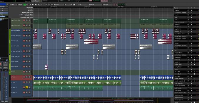 Ardour, logiciel composition musical