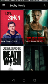 Bobby Movies