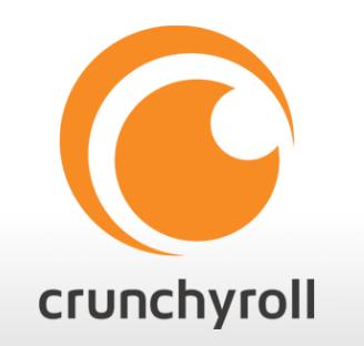 CRUNCHYROLLL, meilleur application anime