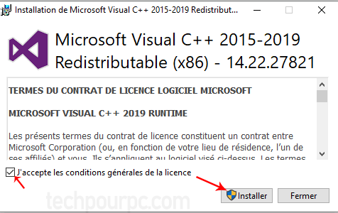 Comment Installer Microsoft Visual C++