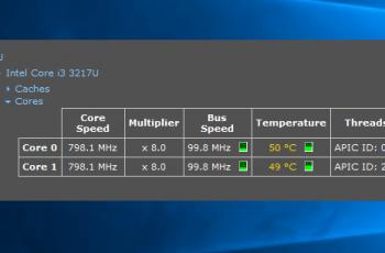 Connaitre CPU de son PC