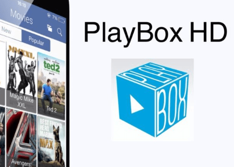 PlayBox HD Application films android