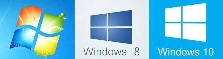 Versions Windows