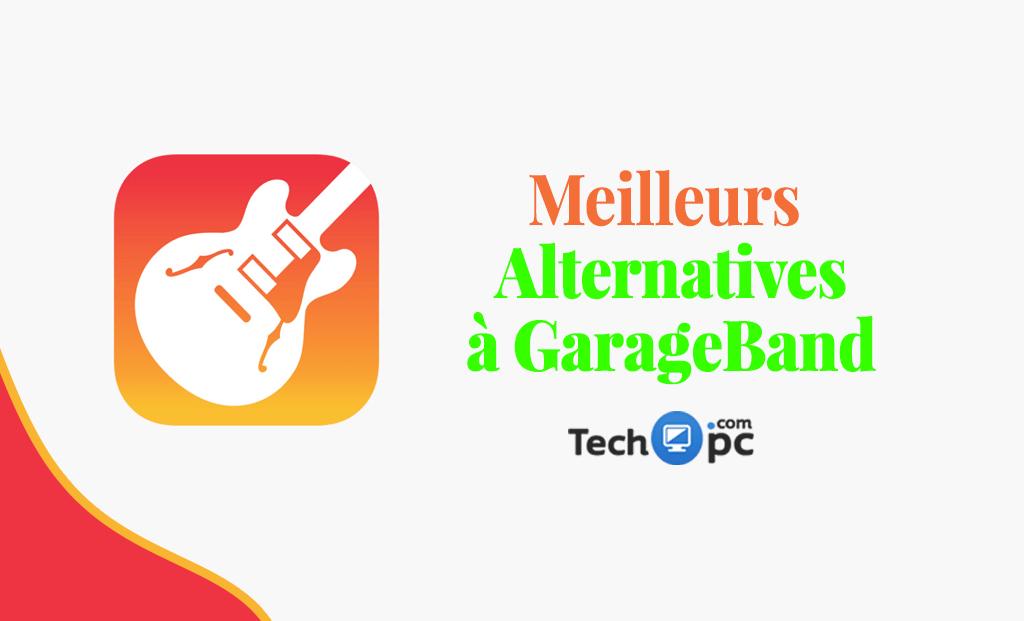 alternatives à garageband, comme garageband, mieux que garageband
