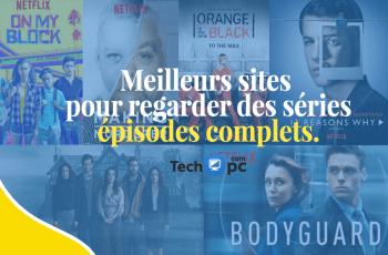 sites pour regarder des séries