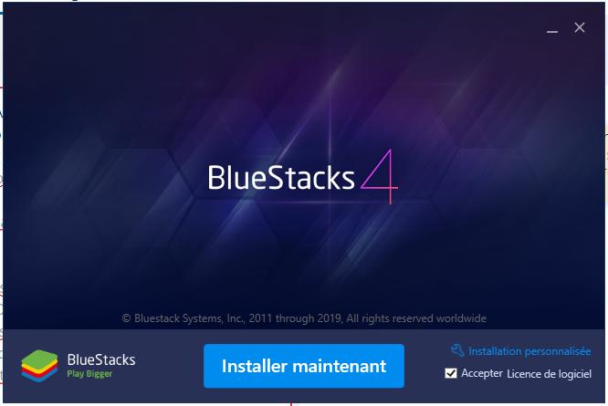 Télécharger Bleustacks