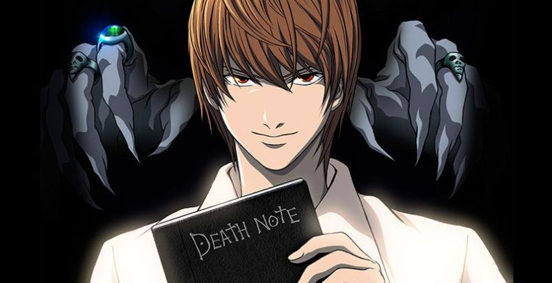 Death Note, Top Netflix Animes 2019