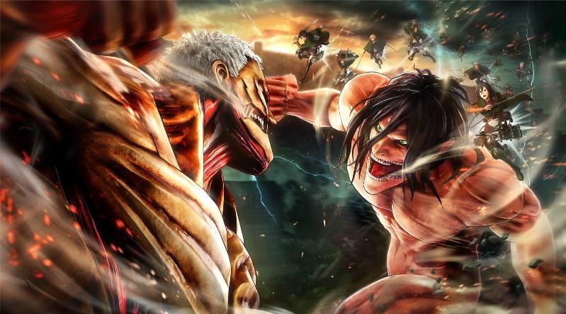 attaque des titans, Best animes sur Netlix