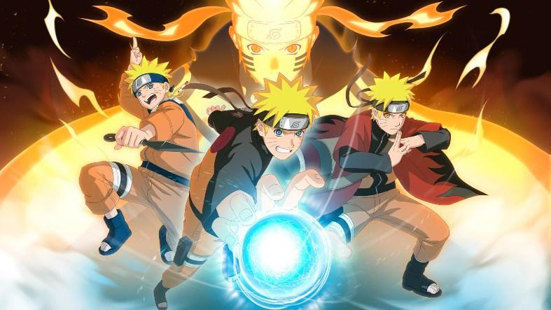 Naruto sur Netflix