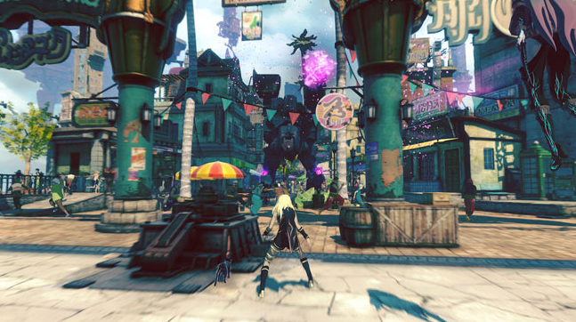 Gravity Rush 2, jeu aventure PS4