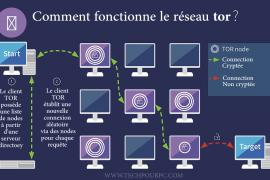 Comment fonctionne TOR, Deep Web, Web Sombre, Dark Web, Web Profond