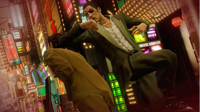 Yakuza 0, jeux populaire PS4
