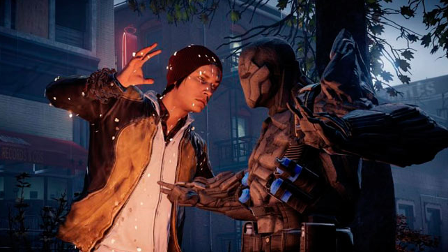 inFamous Second Son, jeu d'action PS4