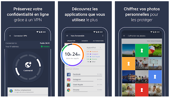 AVG Antivirus Gratuit Mobile 2020