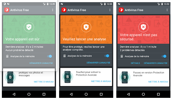 Bitdefender Antivirus gratuit Android, Bitdefender Antivirus Free