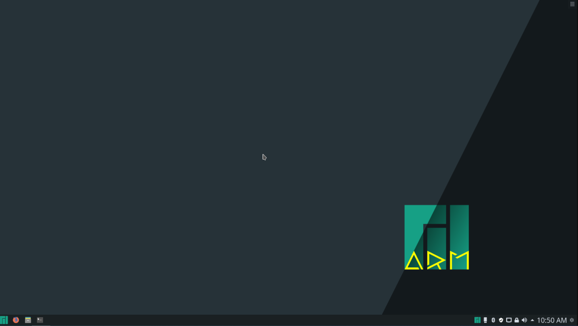 Distrubution Manjaro Linux, Distribution comme Arch Linux, Manjaro ARM 19.12
