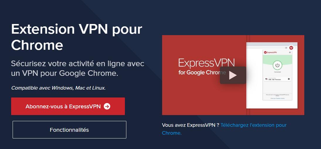 ExpressVpn Pour Chrome, Meilleur VPN pour Chrome