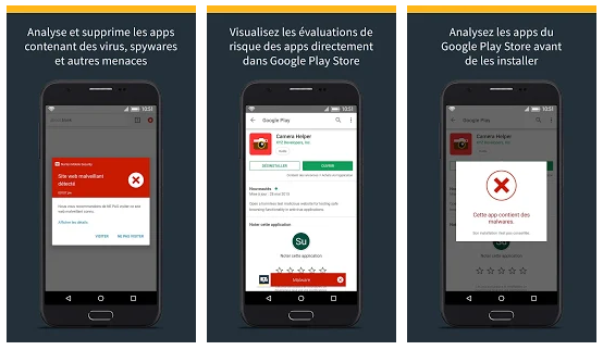 Norton Antivirus Android gratuit, Norton Antivirus gratuit pour Android, Norton Antivirus Android 2020