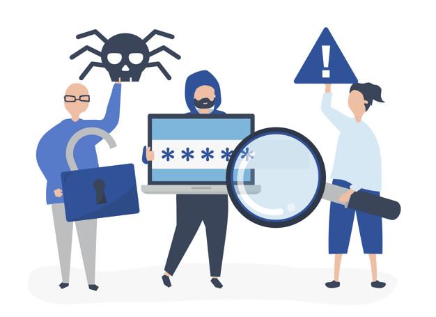 Hacker-Filmful, Sécurité en ligne