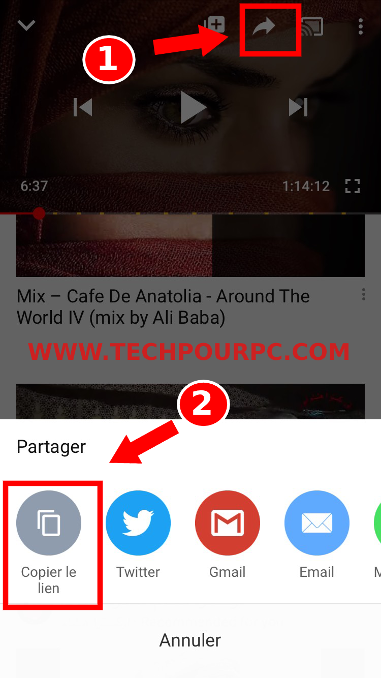 telecharger musique youtube iphone