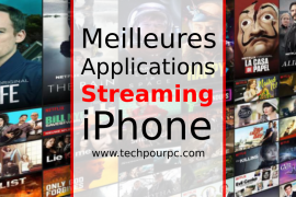 regarder iPhone Tv gratuit, application pour regarder la télé iPhone