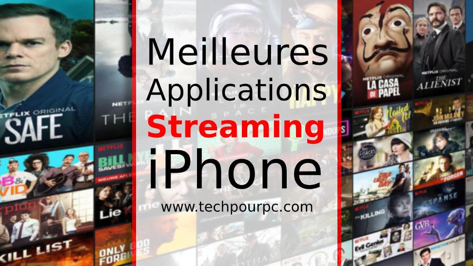 regarder iPhone Tv gratuit, application pour regarder la télé iPhone