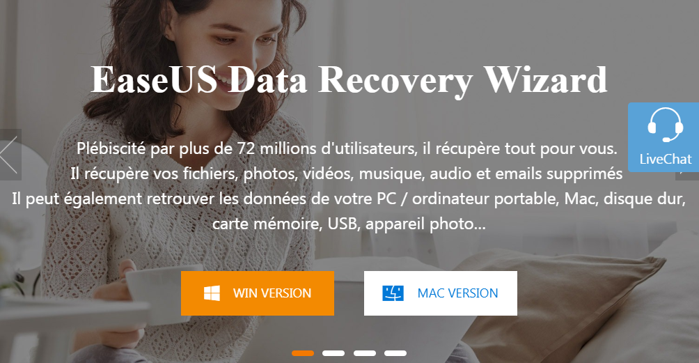 iphone data recovery gratuit