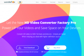 Wonderfox HD Video Converter Factory Pro Avis