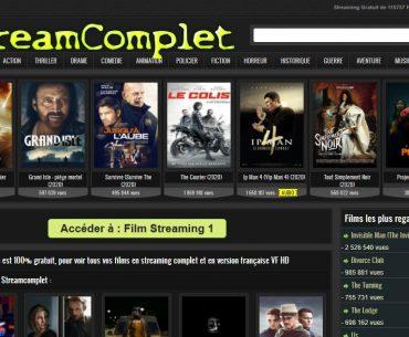 Stream Complet, Streaming gratuit sans inscription