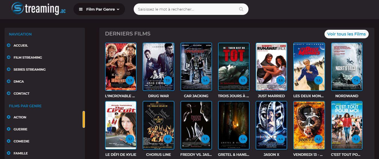 Streaming AC, regarder film en entier gratuitement